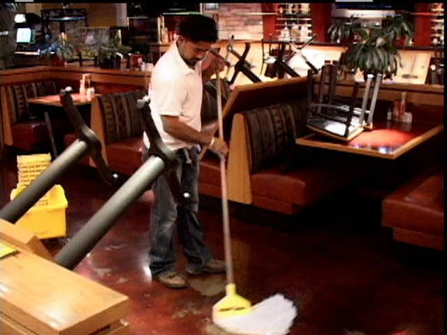restaurants cleaning services