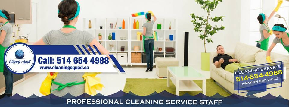 Montreal Professional Cleaning Service - Best Cleaning Company