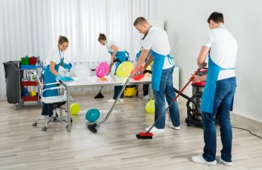 Special Cleaning Services