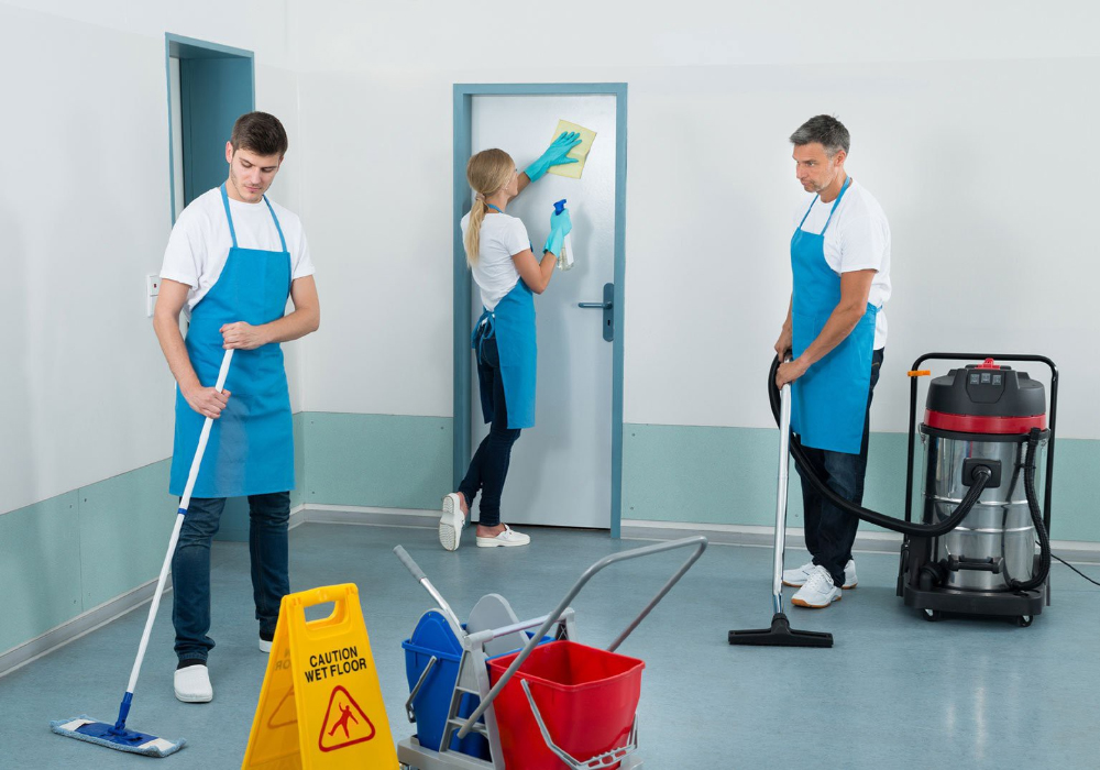 What Benefits do You Get from Janitorial Cleaning Services Montreal