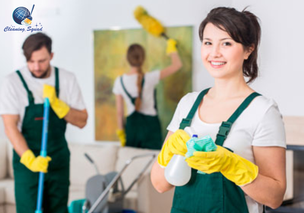 An Answer to your Montreal Deep Cleaning Service