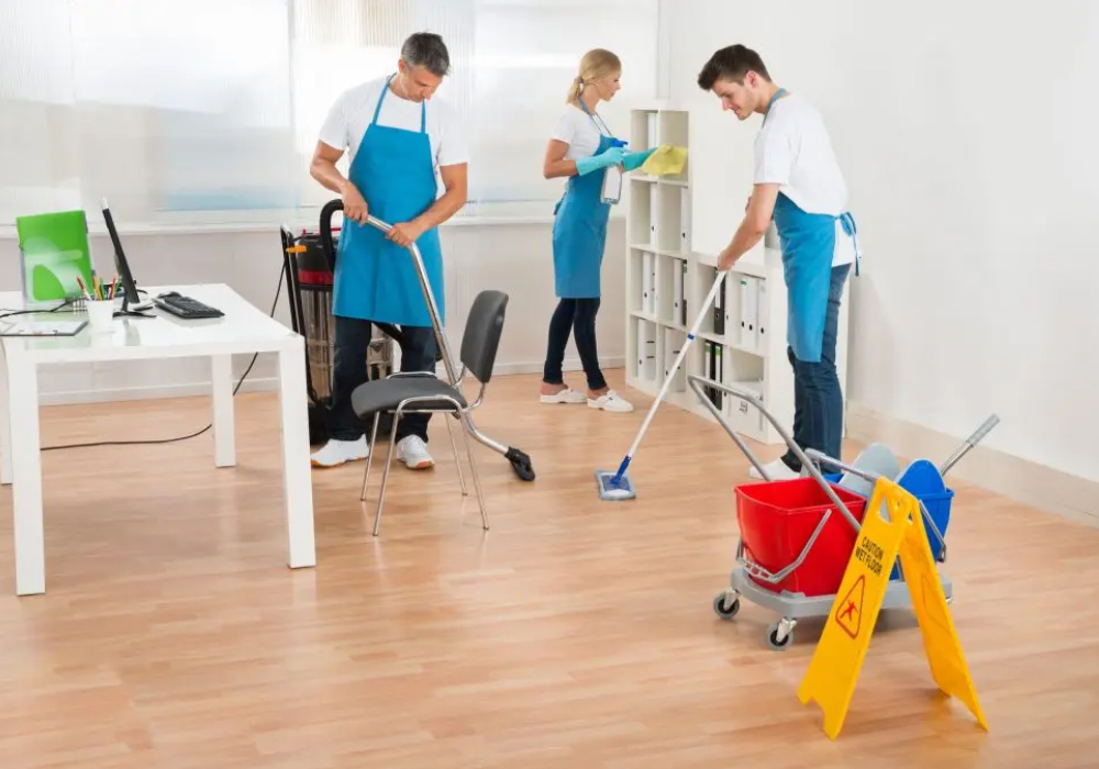 Residential Cleaning Services by Cleaning Squad