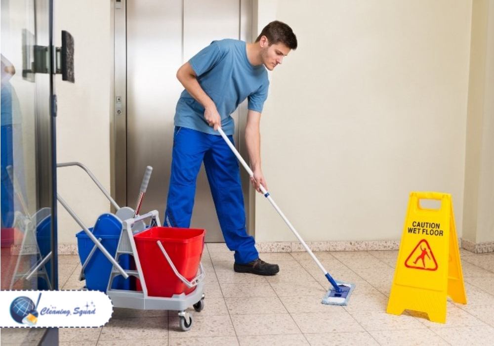 Best Approach to the cleaning issues