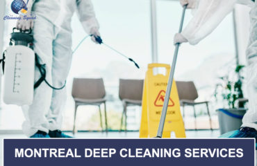 Montreal Deep Cleaning Services
