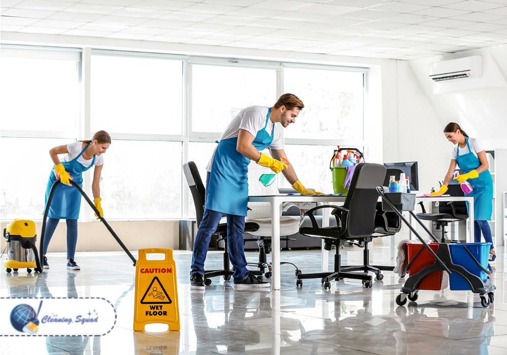 Our Cleaning Services in Montreal